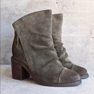 Slicca vintage collection boots size 8